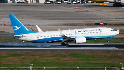 B-7197 - Boeing 737-85C - Xiamen Airlines