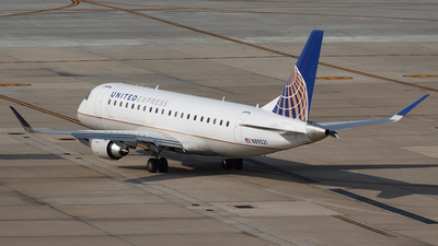 N89321 - Embraer 170-200LR - United Express (Mesa Airlines)