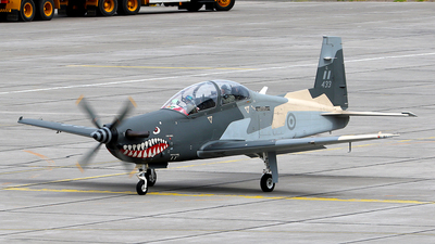 433 - Korean Aerospace Industries KT-1P - Perú - Air Force