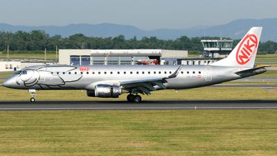 OE-IHA - Embraer 190-100LR - Niki