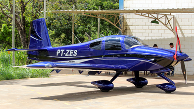 PT-ZES - Vans RV-10 - Private