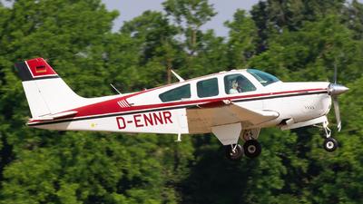 A picture of DENNR - Beech F33 Bonanza - [CE428] - © Andrea Spoladore