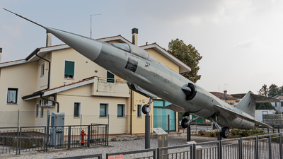 MM6577 - Lockheed F-104G Starfighter - Italy - Air Force