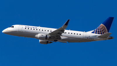N746YX - Embraer 170-200LR - United Express (Republic Airlines)