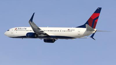 A picture of N929DZ - Boeing 737932(ER) - Delta Air Lines - © Jeremy D. Dando
