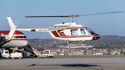 VR-CWH - Bell 206B JetRanger III - Private