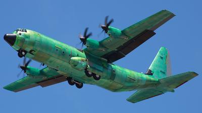 18-5921 - Lockheed Martin C-130J-30 Hercules - Lockheed Martin