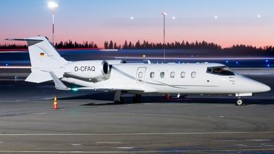 D-CFAQ - Bombardier Learjet 60 - FAI Rent-a-jet