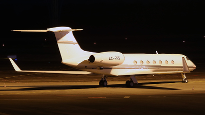 LX-PHS - Gulfstream G550 - Global Jet Luxembourg