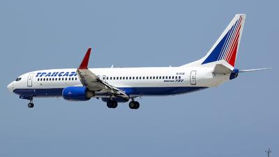 EI-RUB - Boeing 737-85P - Transaero Airlines