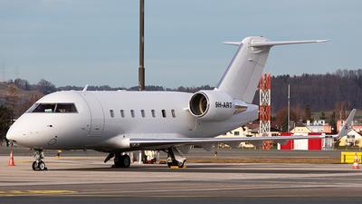 9H-ART - Bombardier CL-600-2B16 Challenger 601-3A - Air CM Global