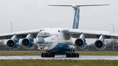 4K-AZ101 - Ilyushin IL-76TD-90SW - Silk Way Airlines