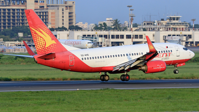 S2-AHD - Boeing 737-7K5 - Regent Airways