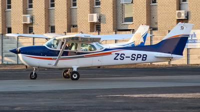 ZS-SPB - Cessna 172N Skyhawk - Private