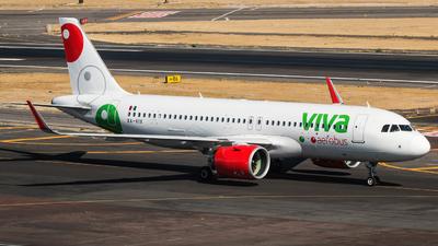 XA-VIX - Airbus A320-271N - VivaAerobus