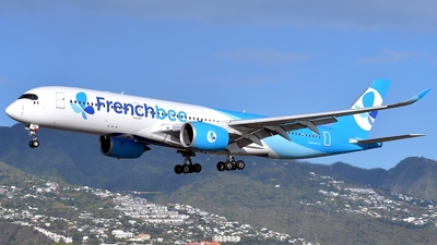 A picture of FHREU - Airbus A350941 - French Bee - © Mickael