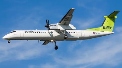 YL-BAX - Bombardier Dash 8-Q402 - Air Baltic