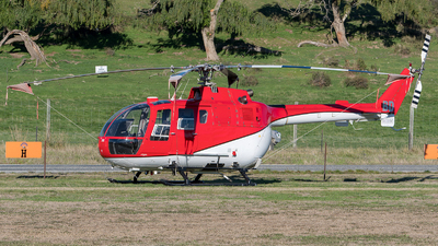 ZK-HBD - MBB Bo105CBS-5 - Private
