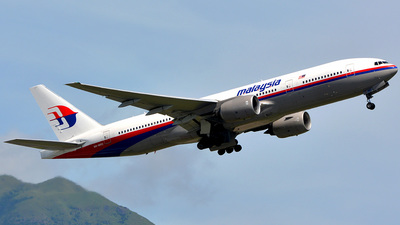 9M-MRD - Boeing 777-2H6(ER) - Malaysia Airlines