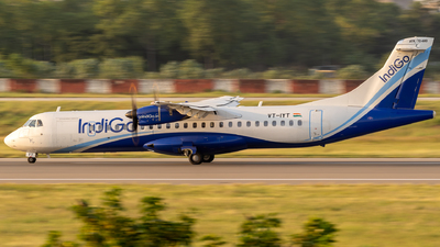 VT-IYT - ATR 72-212A(600) - IndiGo Airlines
