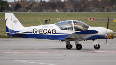 G-ECAG - Robin HR200/120B - Private