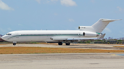 6V-AEF - Boeing 727-2M1(Adv) - Senegal - Government