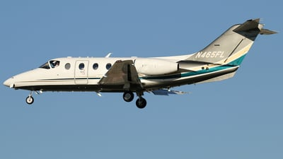 N465FL - Raytheon Hawker 400XP - Flight Options