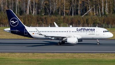 A picture of DAIWK - Airbus A320214 - Lufthansa - © Christian Ström - espoospotter