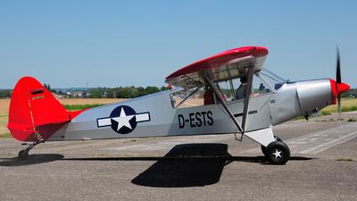 D-ESTS - Piper PA-18-150 Super Cub - Private