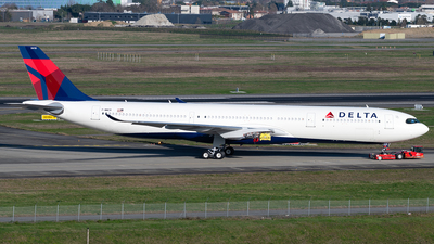 F-WWCR - Airbus A330-941 - Delta Air Lines