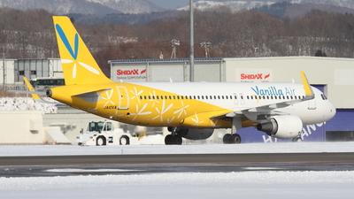 JA10VA - Airbus A320-214 - Vanilla Air