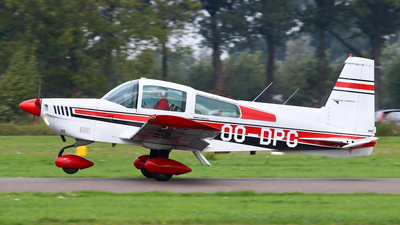 OO-DPG - Grumman American AA-5 Traveler - Private