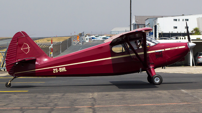 ZS-BHL - Stinson 108-1 Voyager - Private