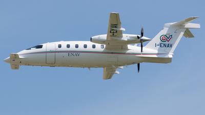 I-ENAV - Piaggio P-180 Avanti II - Italy - Ente Nazionale Assistenza al Volo (ENAV)