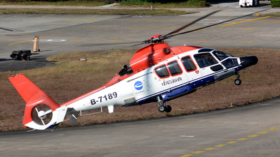 B-7189 - Eurocopter EC 155 B1 - China Offshore Helicopter Service Corporation (COHC)