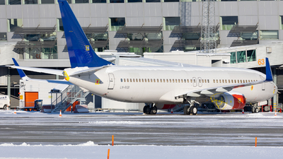A picture of LNRGB - Boeing 73786N - [38034] - © Rickard Andersson