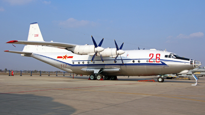 3256 - Shaanxi Y-8C - China - Air Force