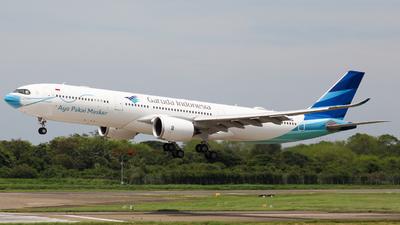 PK-GHG - Airbus A330-941 - Garuda Indonesia