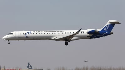 B-3228 - Bombardier CRJ-900LR - China Express Airlines