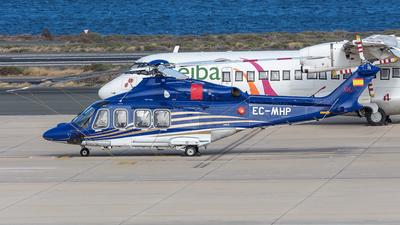 A picture of ECMHP - AgustaWestland AW139 - [31619] - © Adolfo Bento de Urquía