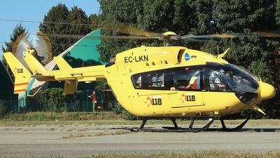EC-LKN - Eurocopter EC 145 - Babcock Italia