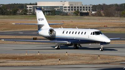 N672PP - Cessna 680 Citation Sovereign - Private