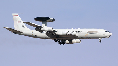 76-1604 - Boeing E-3G Sentry - United States - US Air Force (USAF)