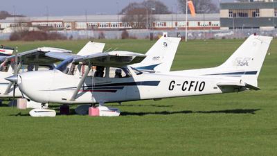 G-CFIO - Cessna 172S Skyhawk SP - Private