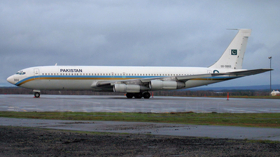 68-19866 - Boeing 707-340C - Pakistan - Air Force