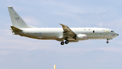 ZP804 - Boeing Poseidon MRA1 - United Kingdom - Royal Air Force (RAF)