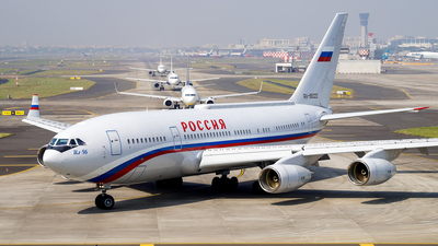RA-96020 - Ilyushin IL-96-300PU - Rossiya Airlines