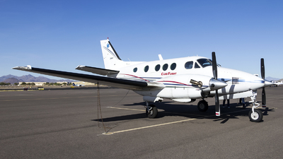N911CX - Beechcraft C90 King Air - Tri-State Care Flight