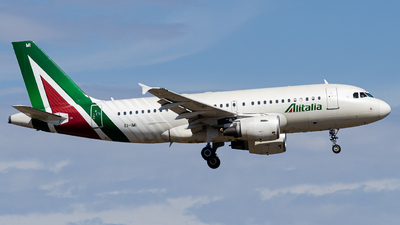 A picture of EIIMI - Airbus A319112 - Italia Trasporto Aereo - © Mj_Aviation