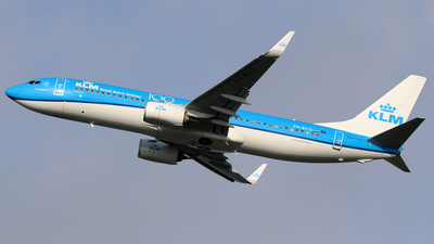 A picture of PHBCG - Boeing 7378K2 - KLM - © Jeroen Stroes